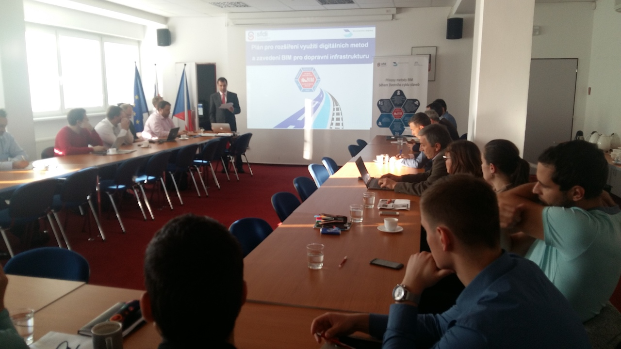 ARI-SFDI: Praktické zkušenosti s BIM u infrastrukturních projektů v ČR