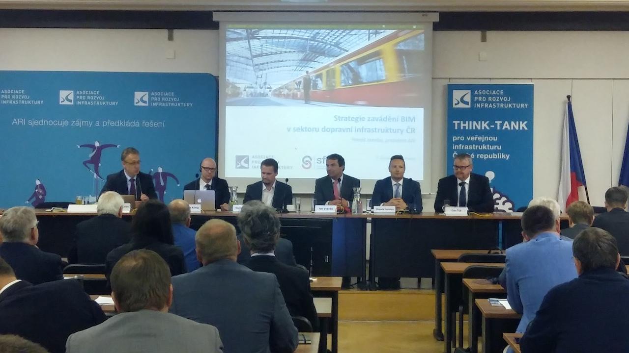 ARI: Strategie zavádění BIM v sektoru dopravní infrastruktury ČR