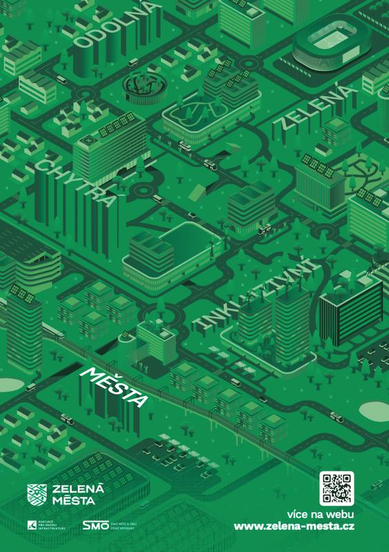 Cyklus MĚSTA 2021: Zelená, chytrá, odolná a inkluzivní